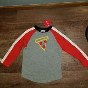 Hanna Andersson - Boys long sleeve shirt- Size 5